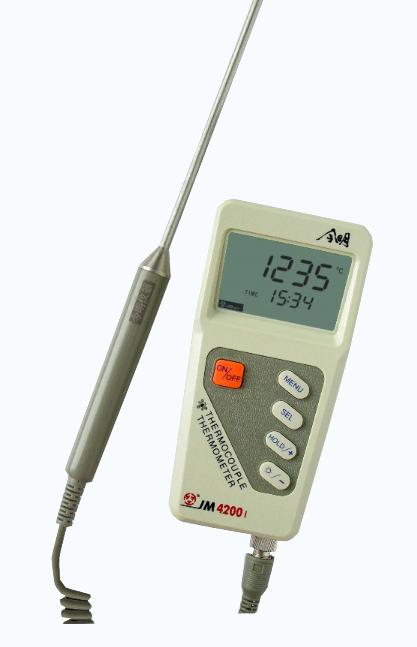 便携式数字温度计