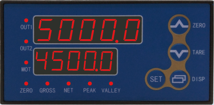 CTB6(F)系列力值顯示控制儀