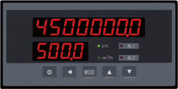 XSJ系列流量積算器