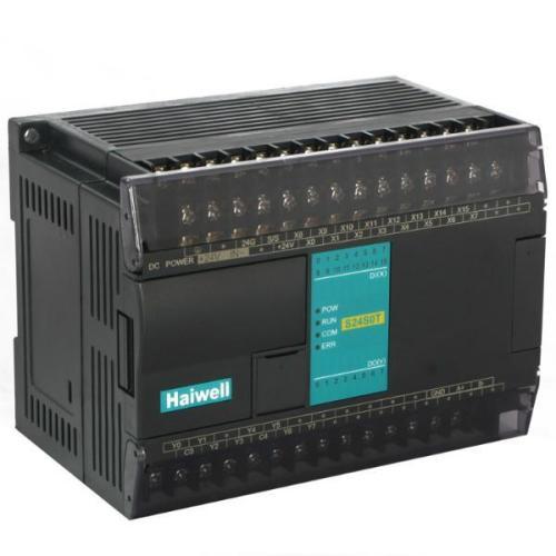 S系列-模擬量混合型PLC主機