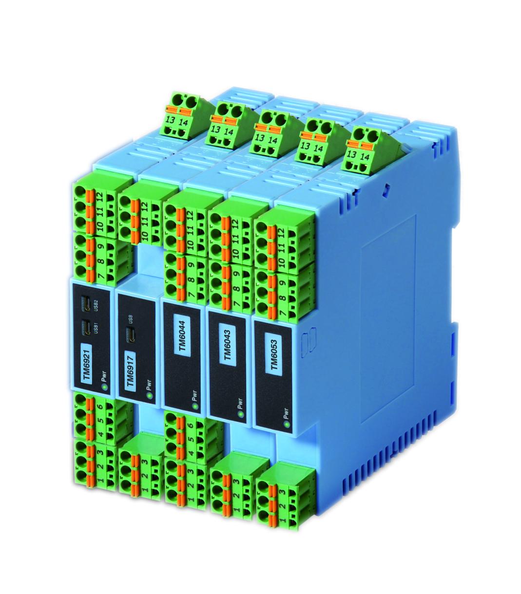 回路供電 · 二線制或三線制熱電阻信號輸